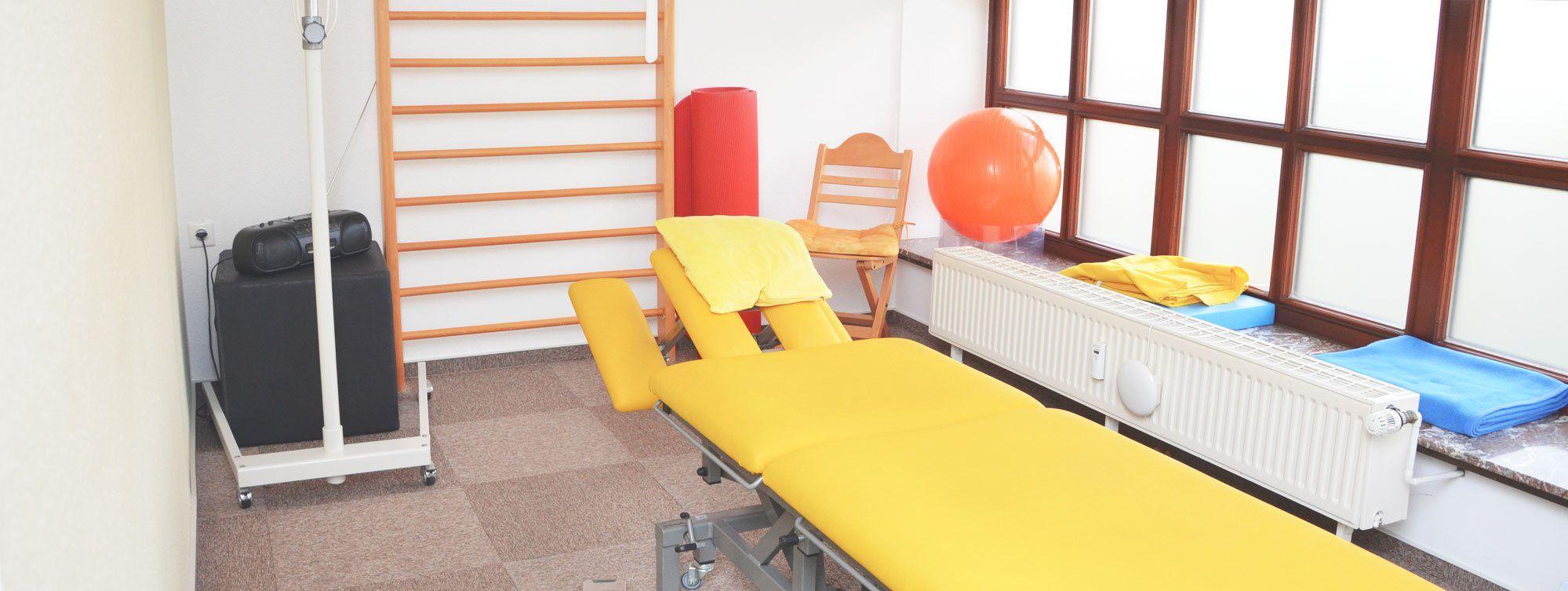 Unser Behandlungsraum